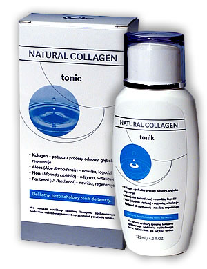 Tonik z kolagenem 125ml